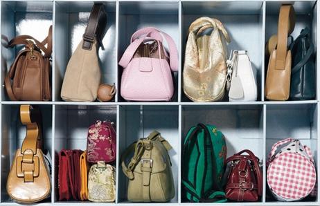 Dressing à sacs à main